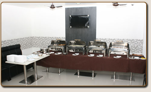 Buffet parties and game halls for small party in trichy