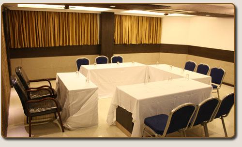 Compact Banquet Hall for small parties